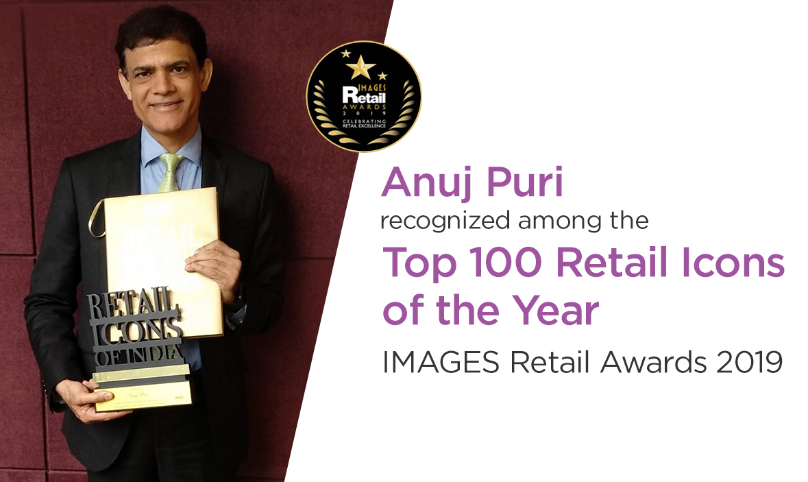 Anuj Puri - Retail Icon of the Year