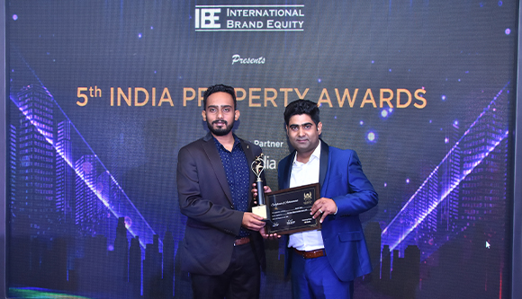 IBE Property Awards 2020 - Best Real Estate Digital Marketing Agency